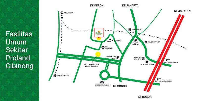Desain Infografis Map