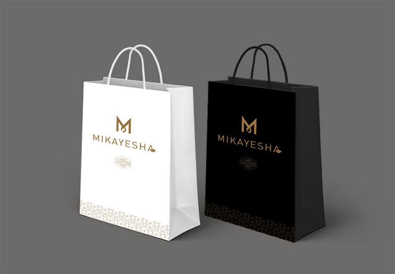 Desain Paperbag Mikayesha