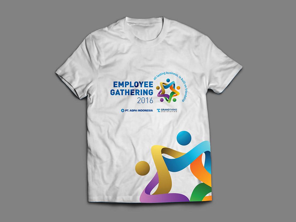 Desain T-shirt
